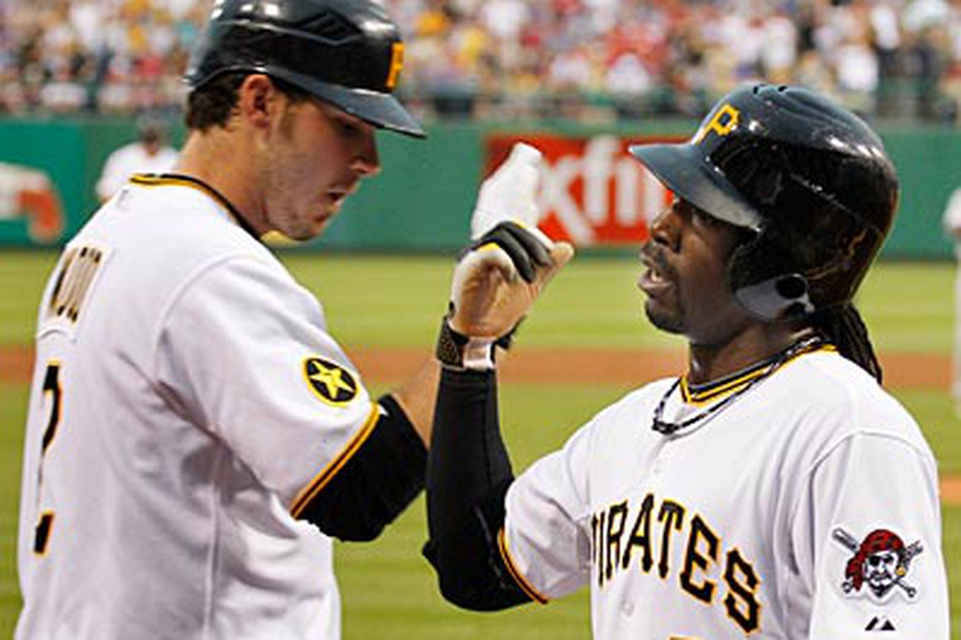 Phillies fall to Pirates