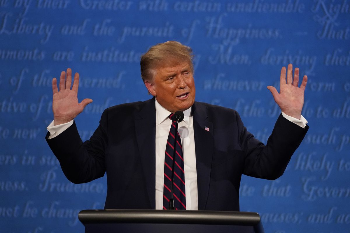 Philly faithful fire back after Trump says 'bad things happen in Philadelphia' during presidential debate