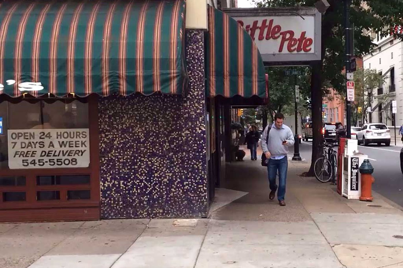 Hotel zoning delay spares Little Pete's - for now
