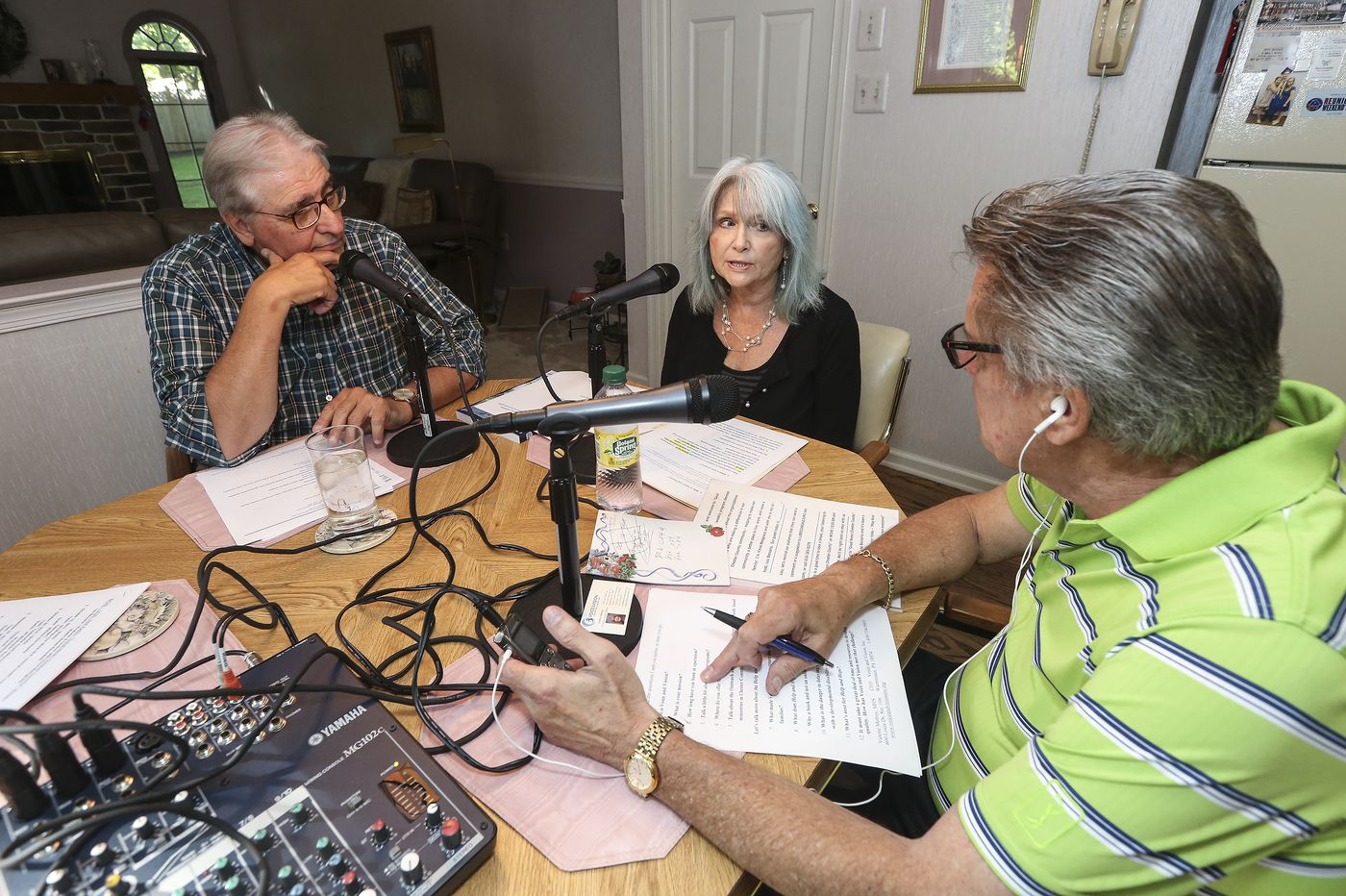 In Chester County, two longtime 'paesanos' are filling the airwaves with 'Good News'