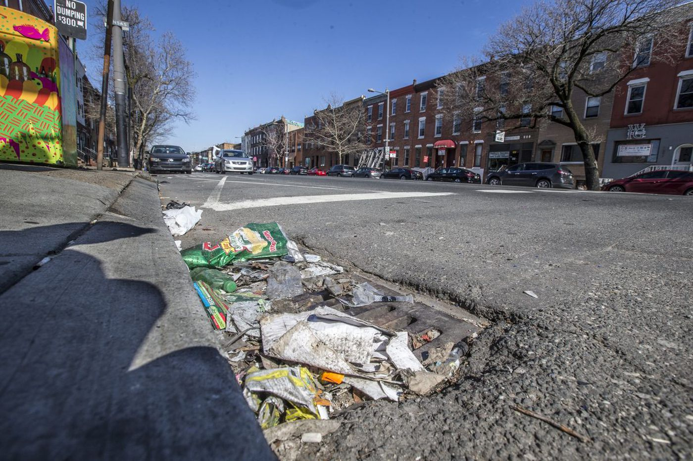 Bring street sweeping back to Philly's neighborhoods | Opinion