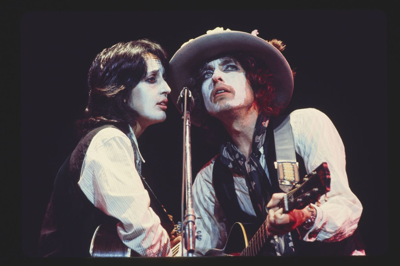 Martin Scorsese revisits Bob Dylan's traveling circus in his new Netflix documentary about the Rolling Thunder Revue