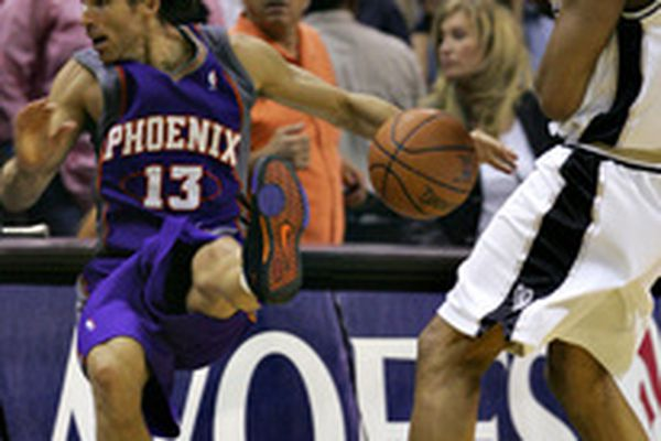 Suspensions for Suns-Spurs run-in
