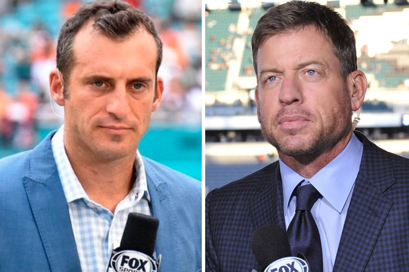 Troy Aikman rips FOX Sports colleague Doug Gottlieb over Andrew Luck hot take