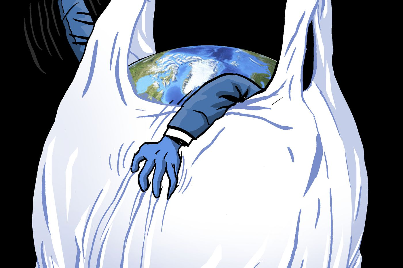 Earth Day 2019: Environmental distress and calls to action from editorial cartoonists