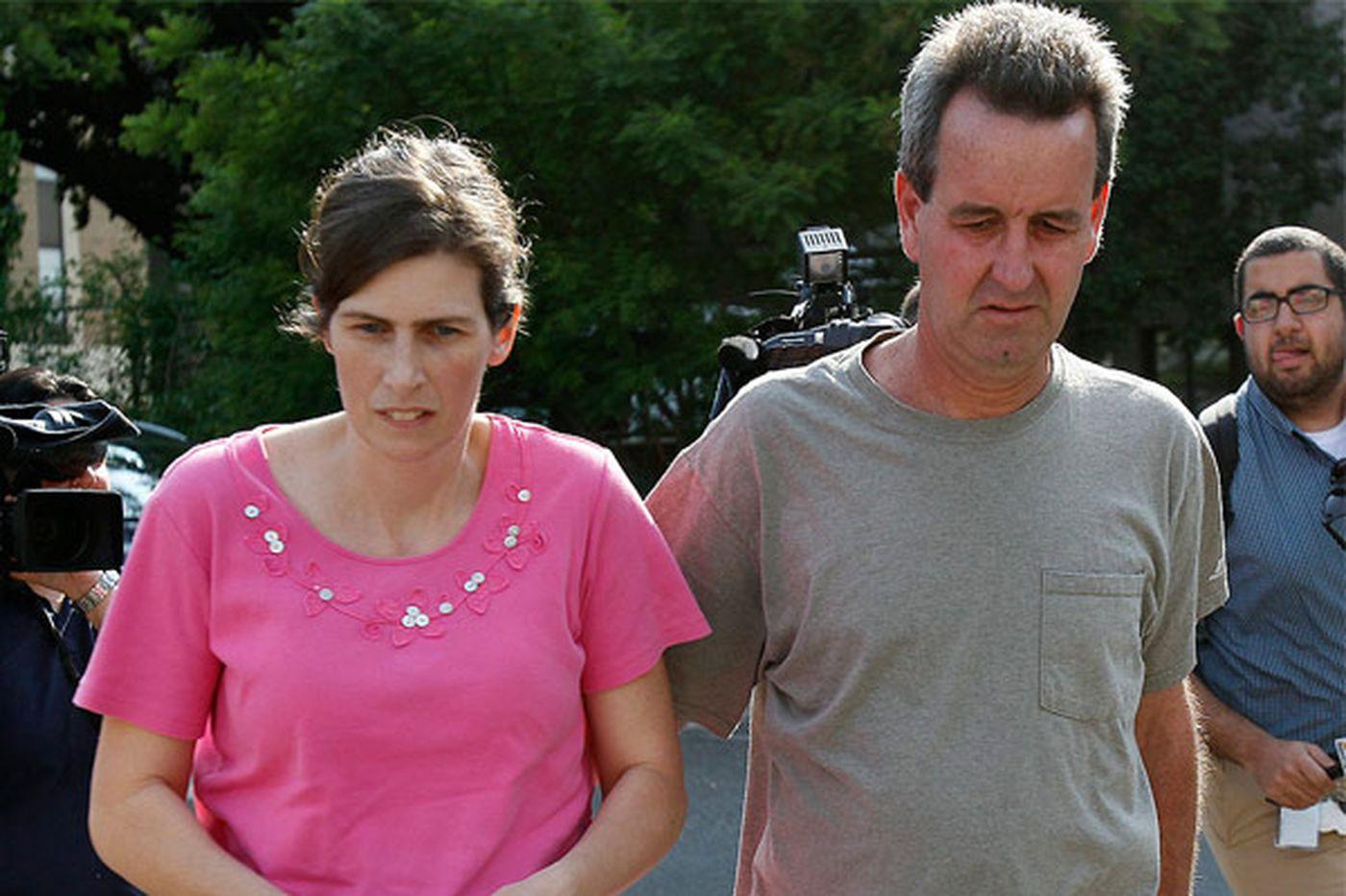 'Faith-healing' mom gets bail while husband remains jailed