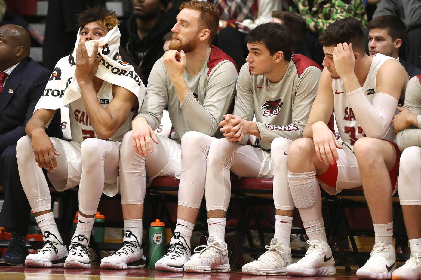 Saint Joseph's needs to find answers quickly or the season could be lost