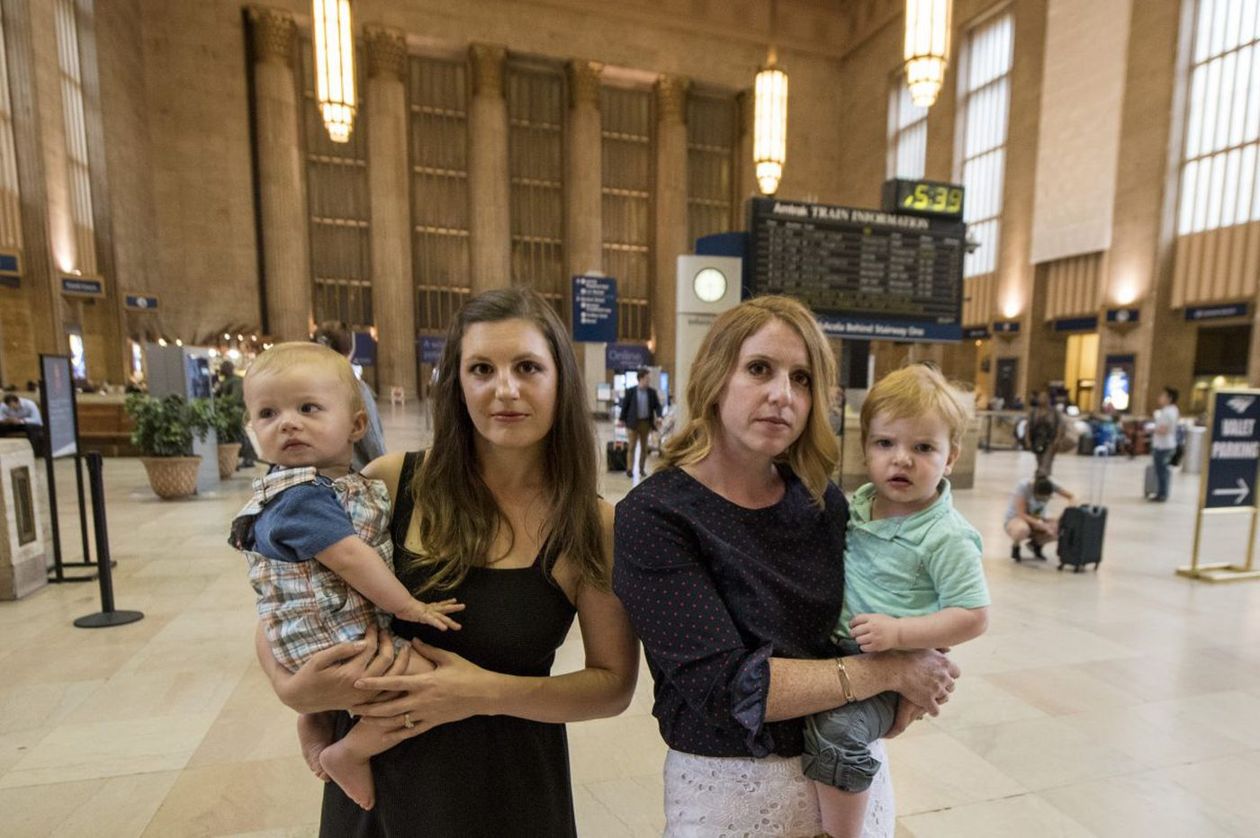Philly moms petition Amtrak to provide lactation facilities