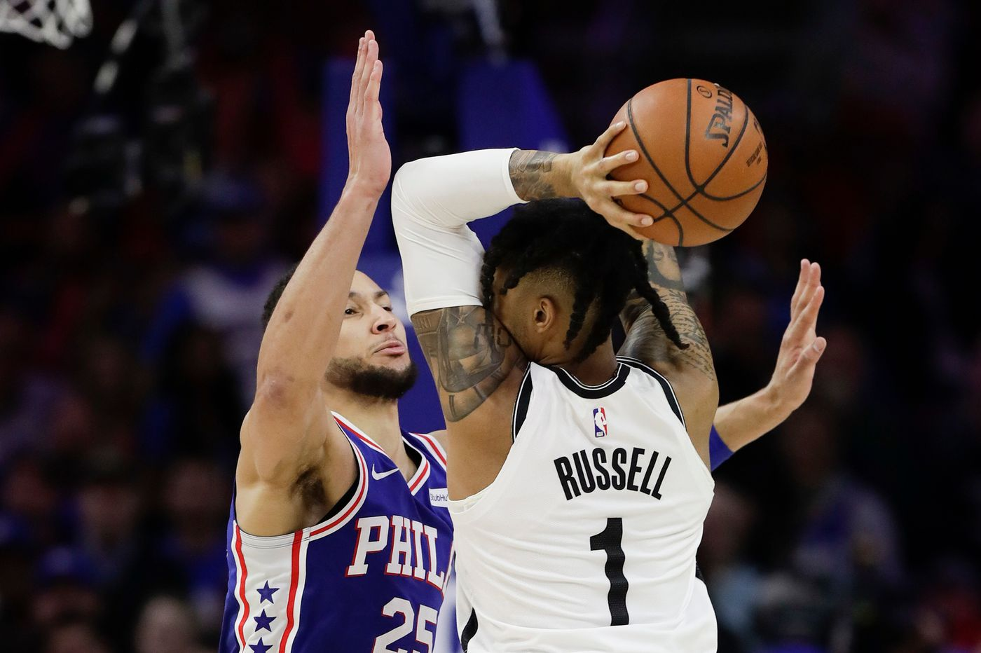 Brooklyn Nets seem to be running out of moves against Sixers