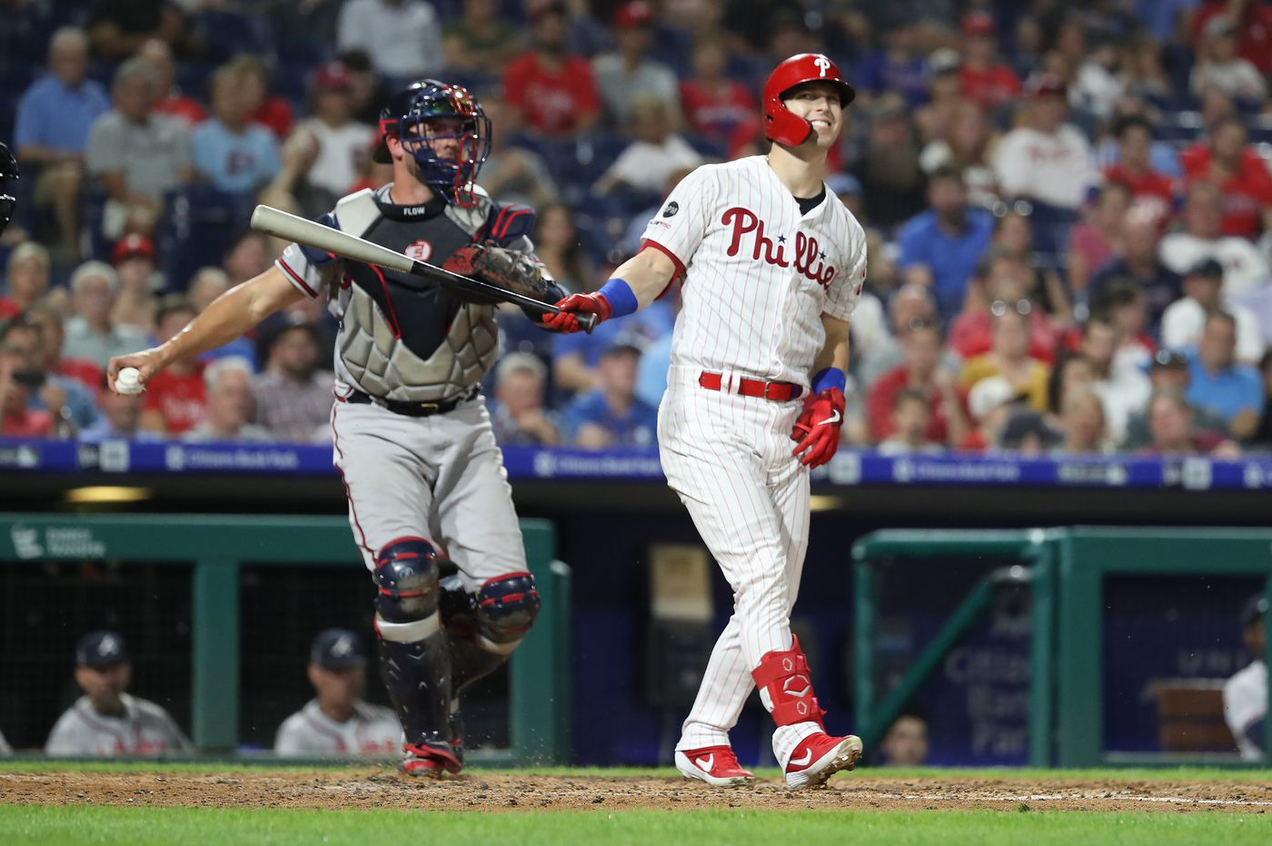 Phillies' Corey Dickerson dealing with bone bruise in left foot