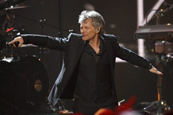Bon Jovi: 'There's a good portion of the planet that believes I'm from Philly'