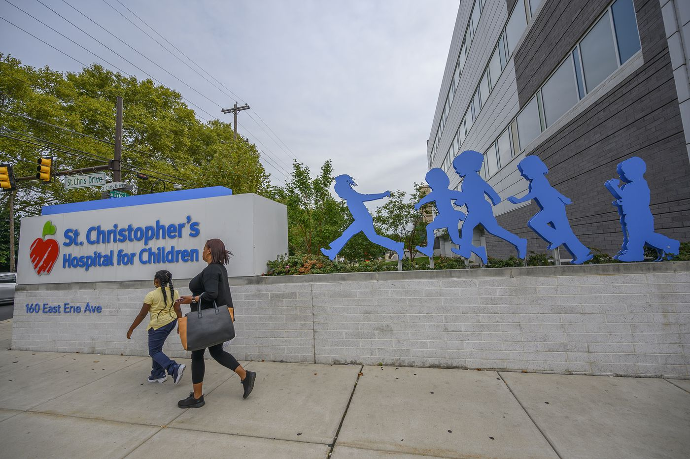 UPenn, CHOP stand ready to help as new owners take over Philly's St. Chris children's hospital