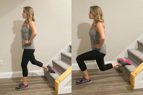 Home gym hack: A total-body workout using only stairs