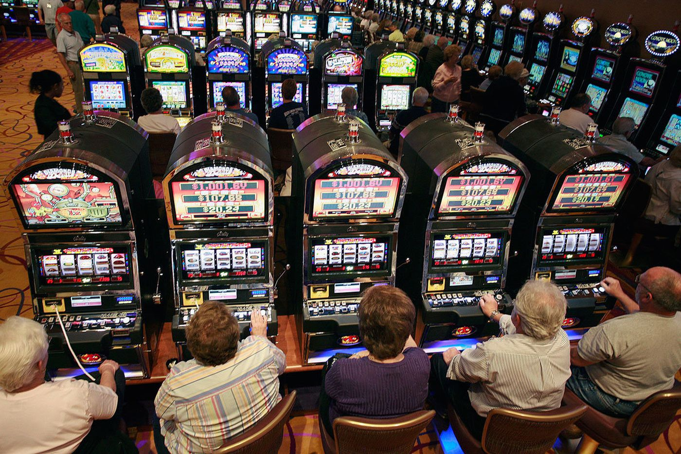 Mt. Airy Casino aims to be first out of the gate in Pa. online gaming