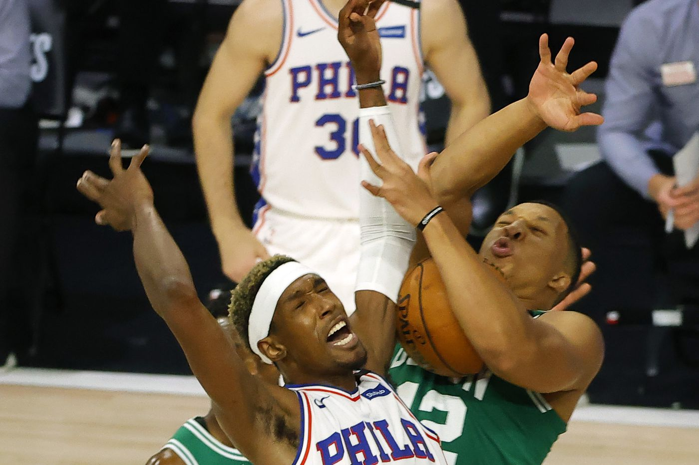 Al Horford expects fight from the Sixers in Game 3: 'We understand our backs are against the wall' | Off the Dribble