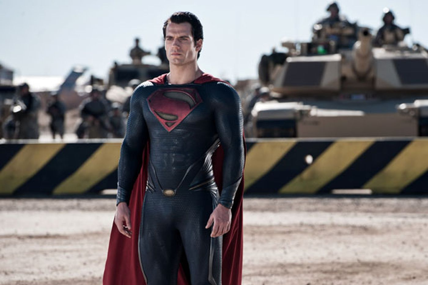 In 'Man of Steel,' the same old same old