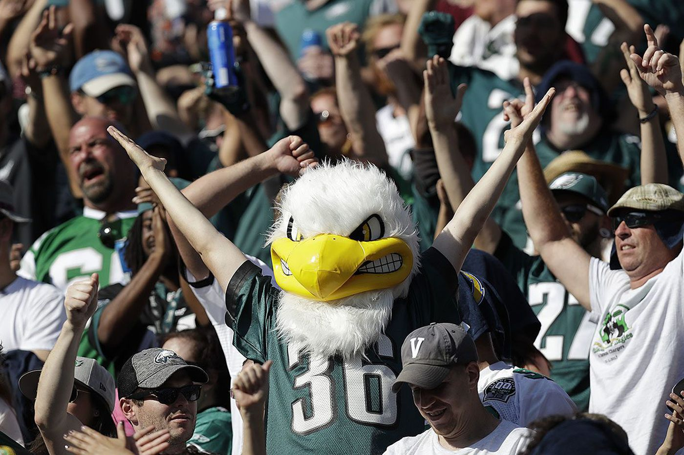 Eagles fans blast Ticketmaster over ticket sales: 'I would've rather waited in line'