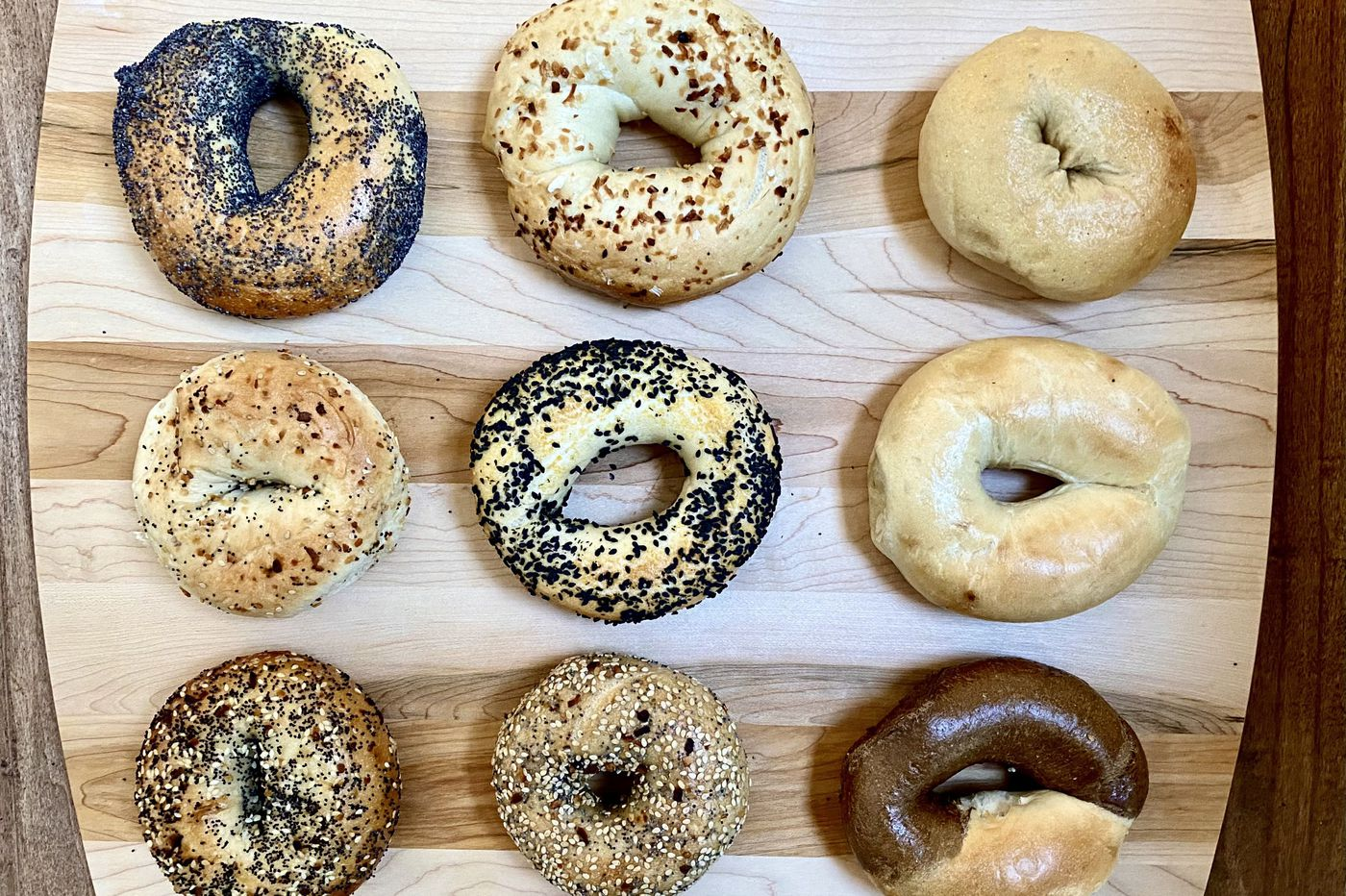 These are some of the Philly area's favorite bagels