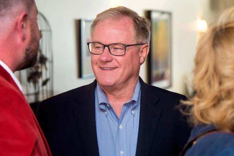 Scott Wagner in April.