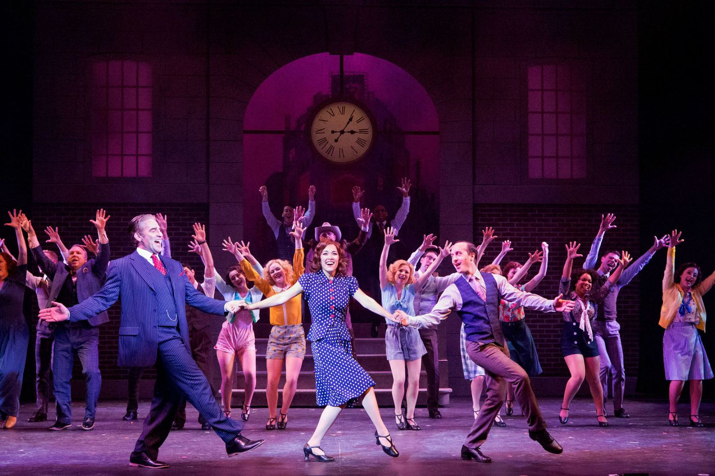Bucks County's '42nd Street': From Allentown (!) to Broadway, with great song and dance