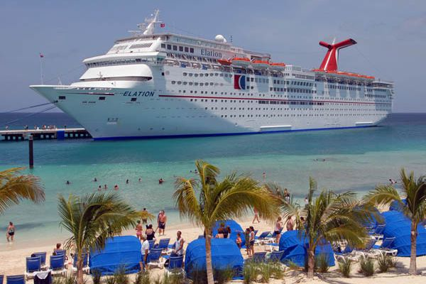 Carnival Cruise prices down 20%