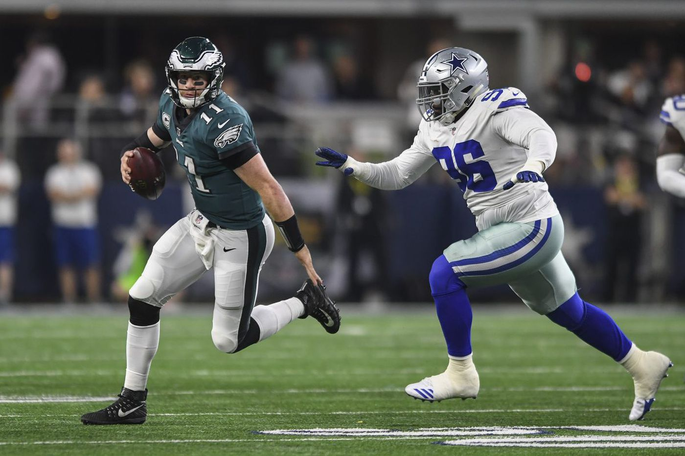 With Nick Foles, Eagles might get nicked on third down | Bob Ford