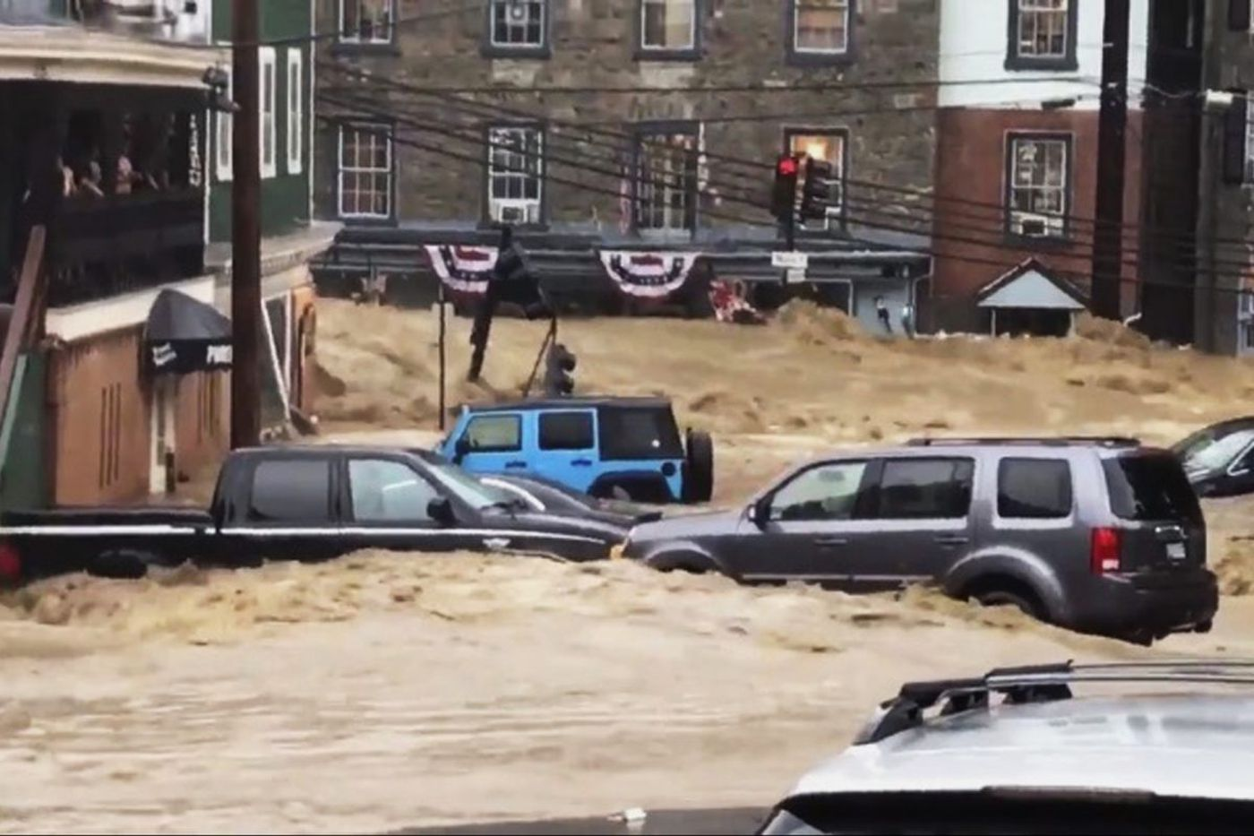'Did climate change kill … people in Ellicott City?' | Will Bunch