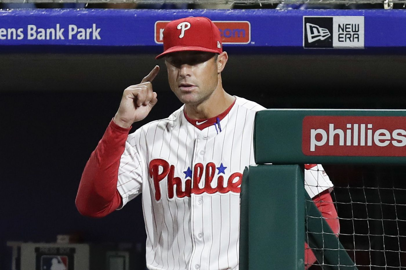 Why Phillies' manager Gabe Kapler stayed cool when his team collapsed