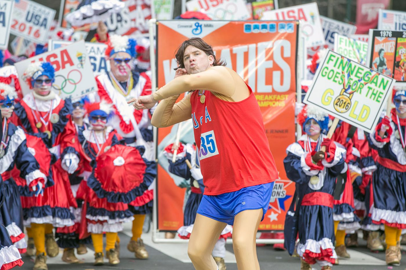 Mummers after sensitivity training: I can see how Caitlyn Jenner skit was offensive