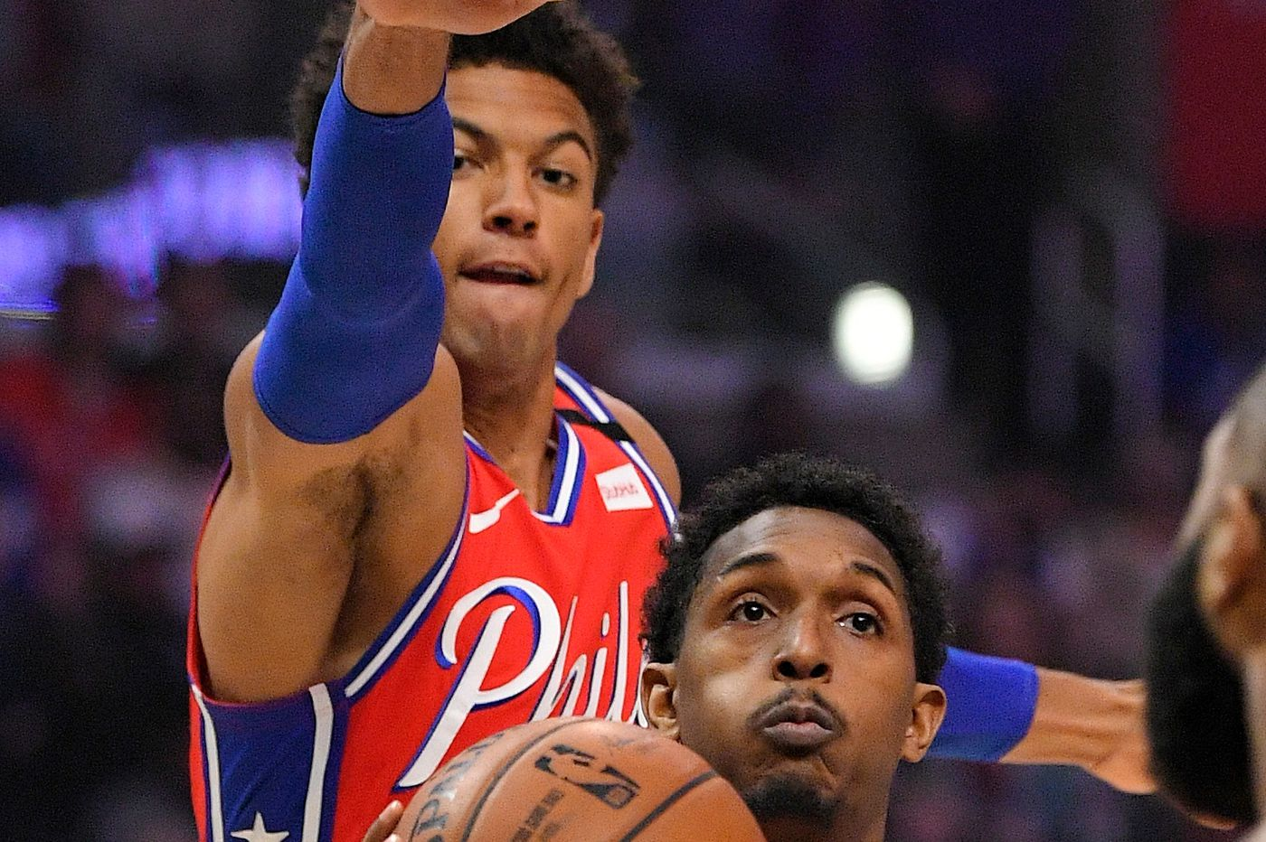 Brett Brown's latest coaching dilemma with Sixers lineup: Stellar perimeter defense or three-point shooting