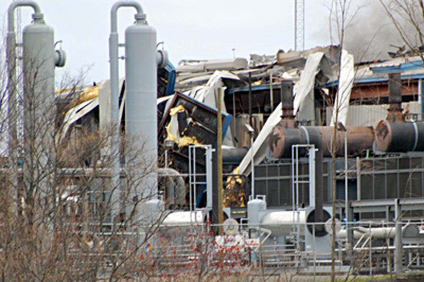 Northern Pennsylvania gas explosion was out of regulatory reach