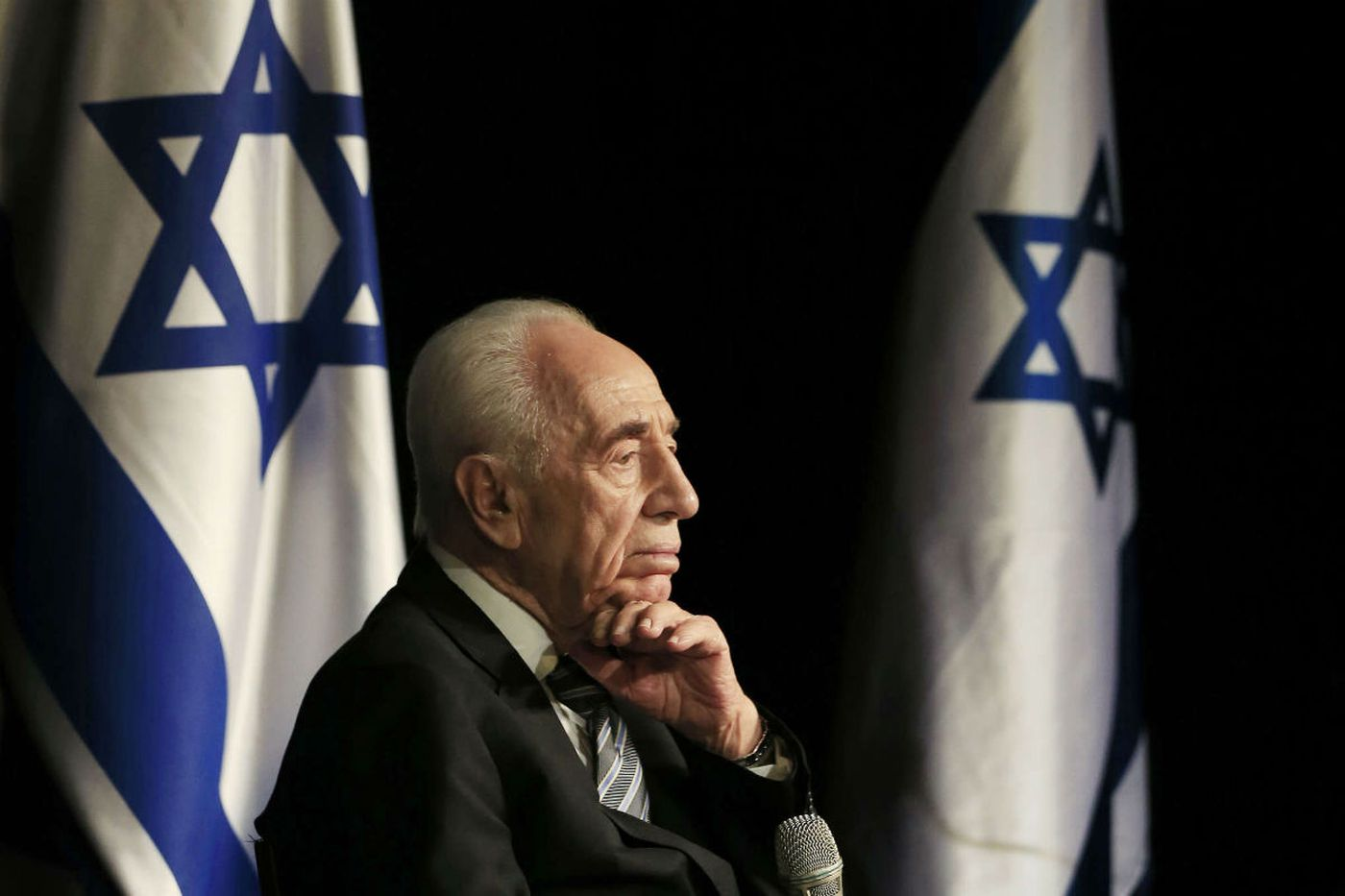 Worldview: How to build on Shimon Peres' dream?