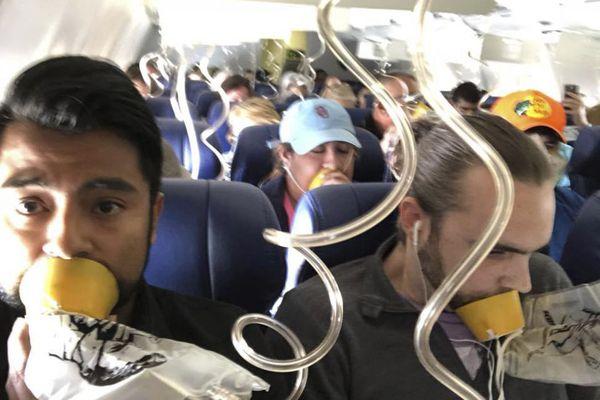 Twenty minutes of terror in the sky: the emergency landing of Southwest Flight 1380