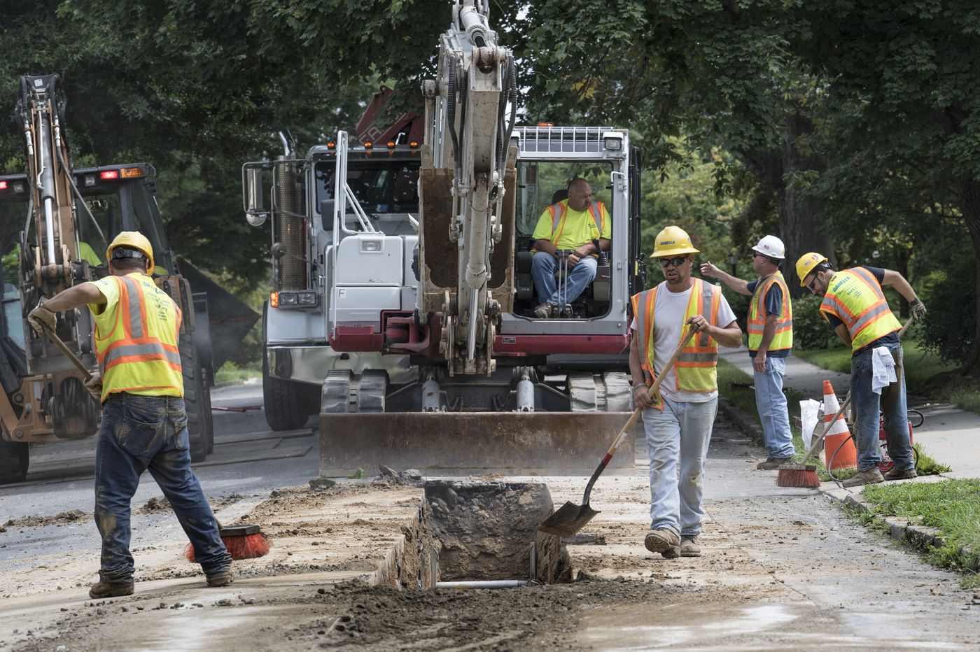 Delaware County judge upholds $276 million sale of the regional sewer system