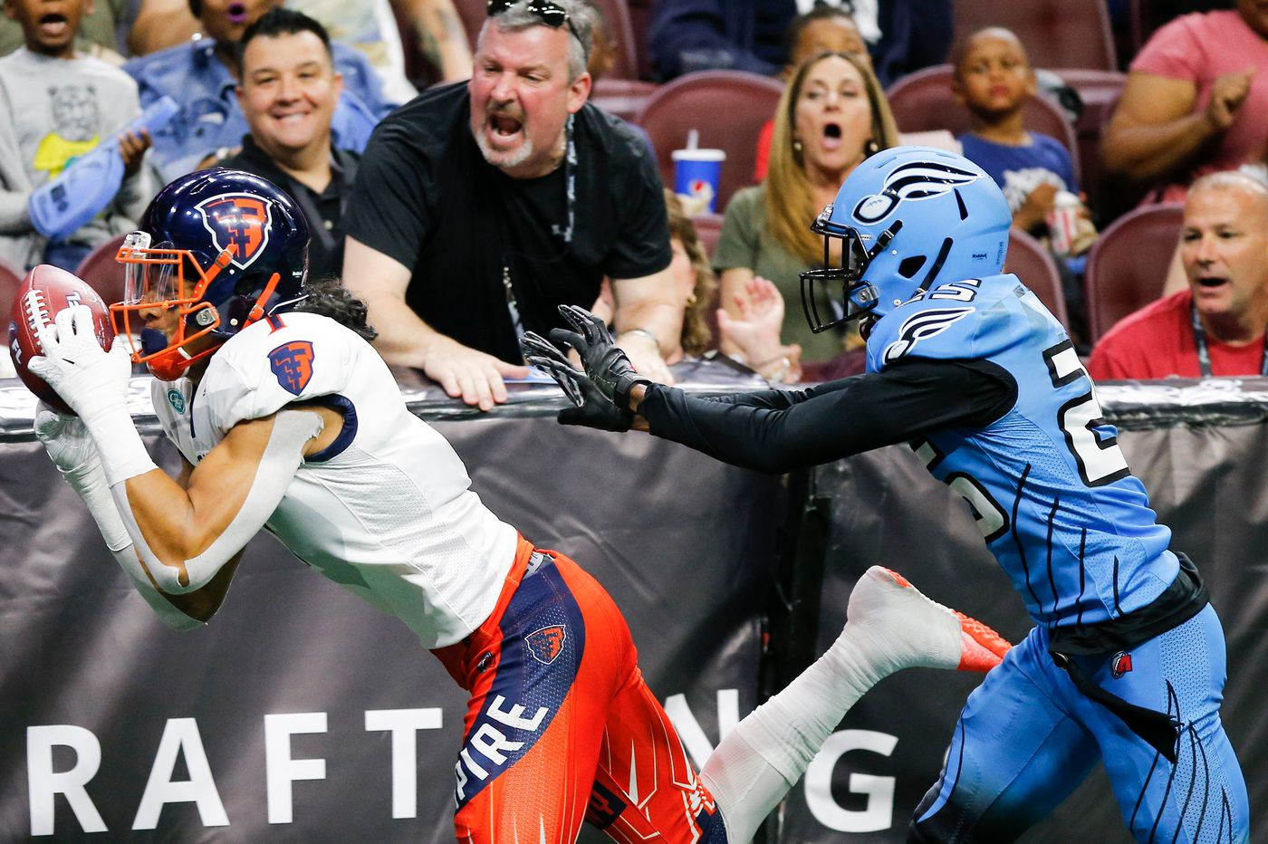 Arena Football League: Soul defensive backs face big test with Baltimore Brigade's tough receivers