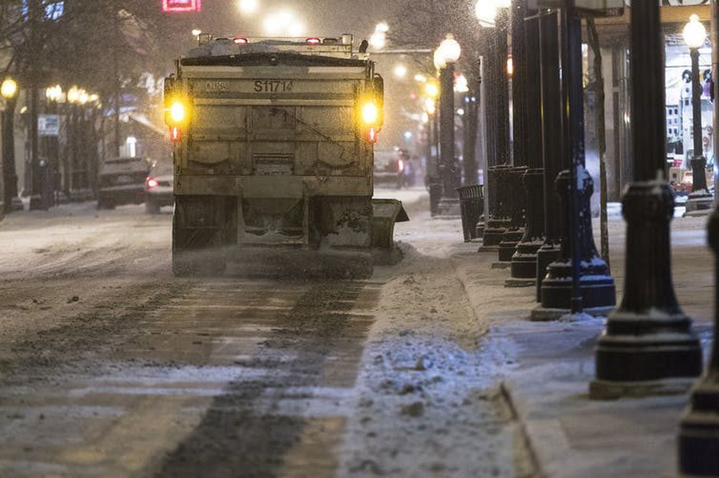 Where will all that road salt go? Into the Delaware River - and that's a concern