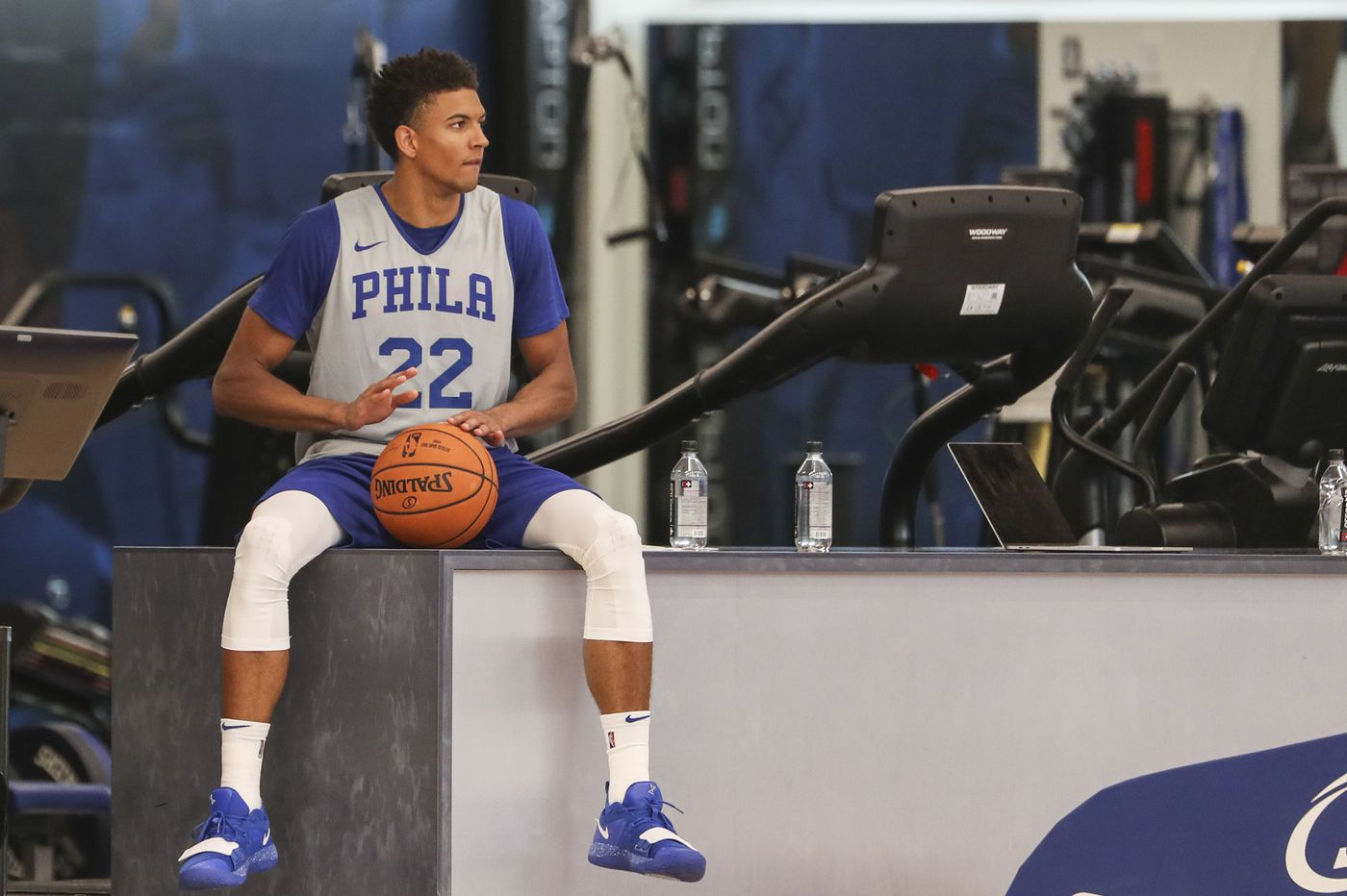 Sixers' young wings Matisse Thybulle, Zhaire Smith are both solid, but different defenders