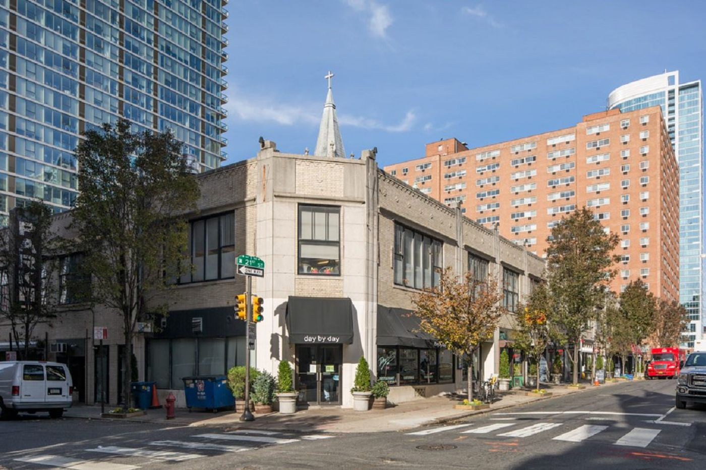 Two-story building in west Center City hits market as possible development site