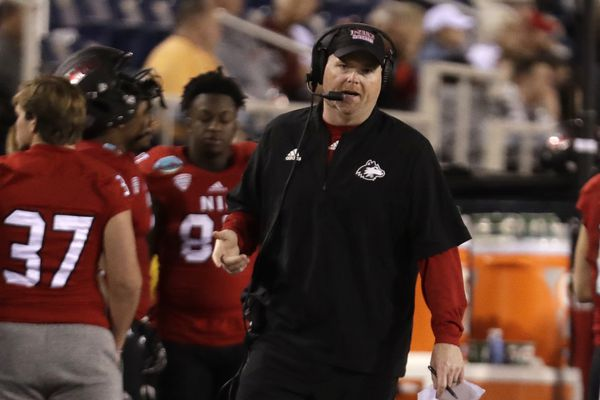 Source: Northern Illinois' Rod Carey likely front-runner for Temple coaching job