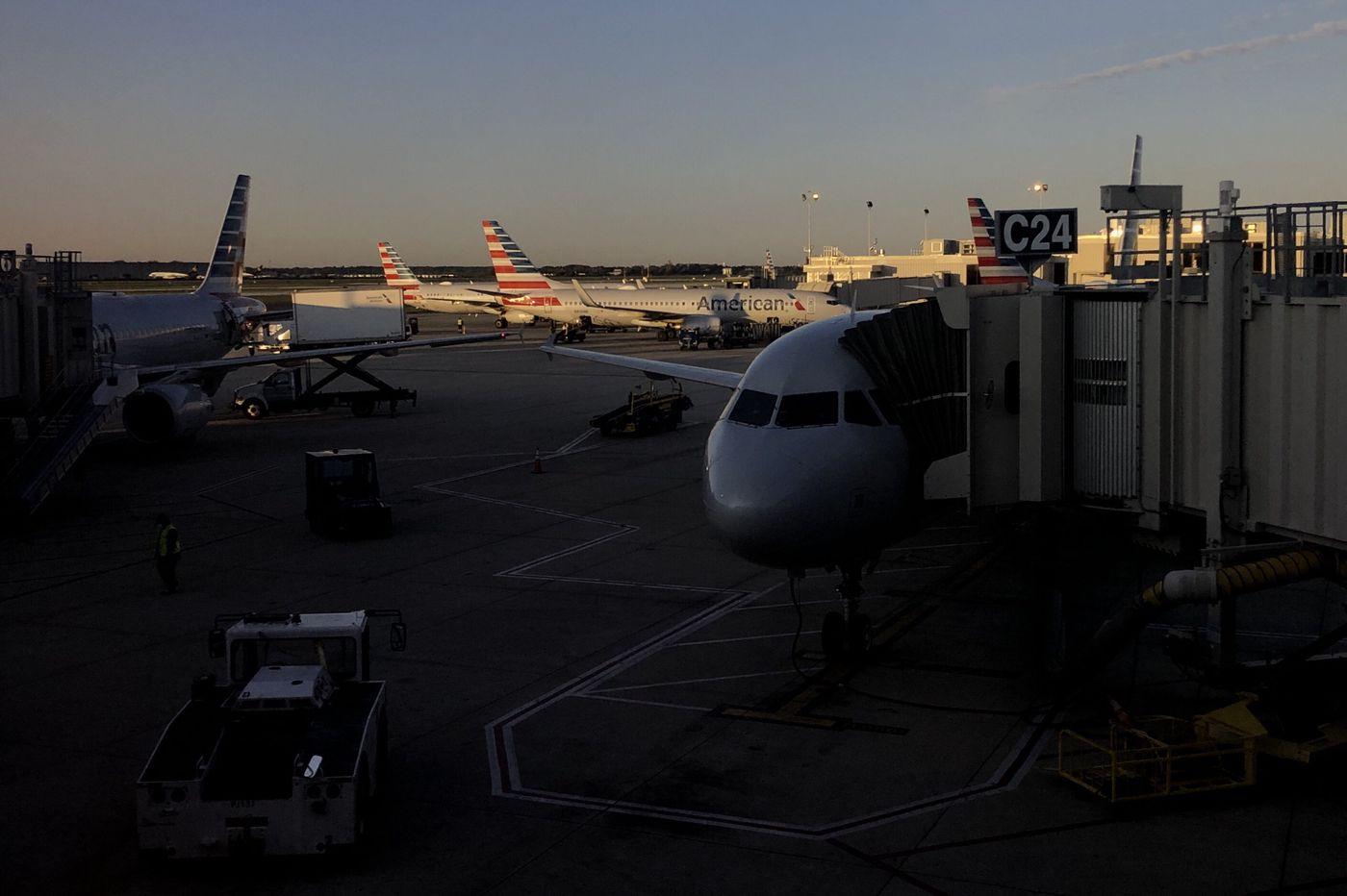 Hundreds of American Airlines flight attendants are losing jobs at Philadelphia International Airport