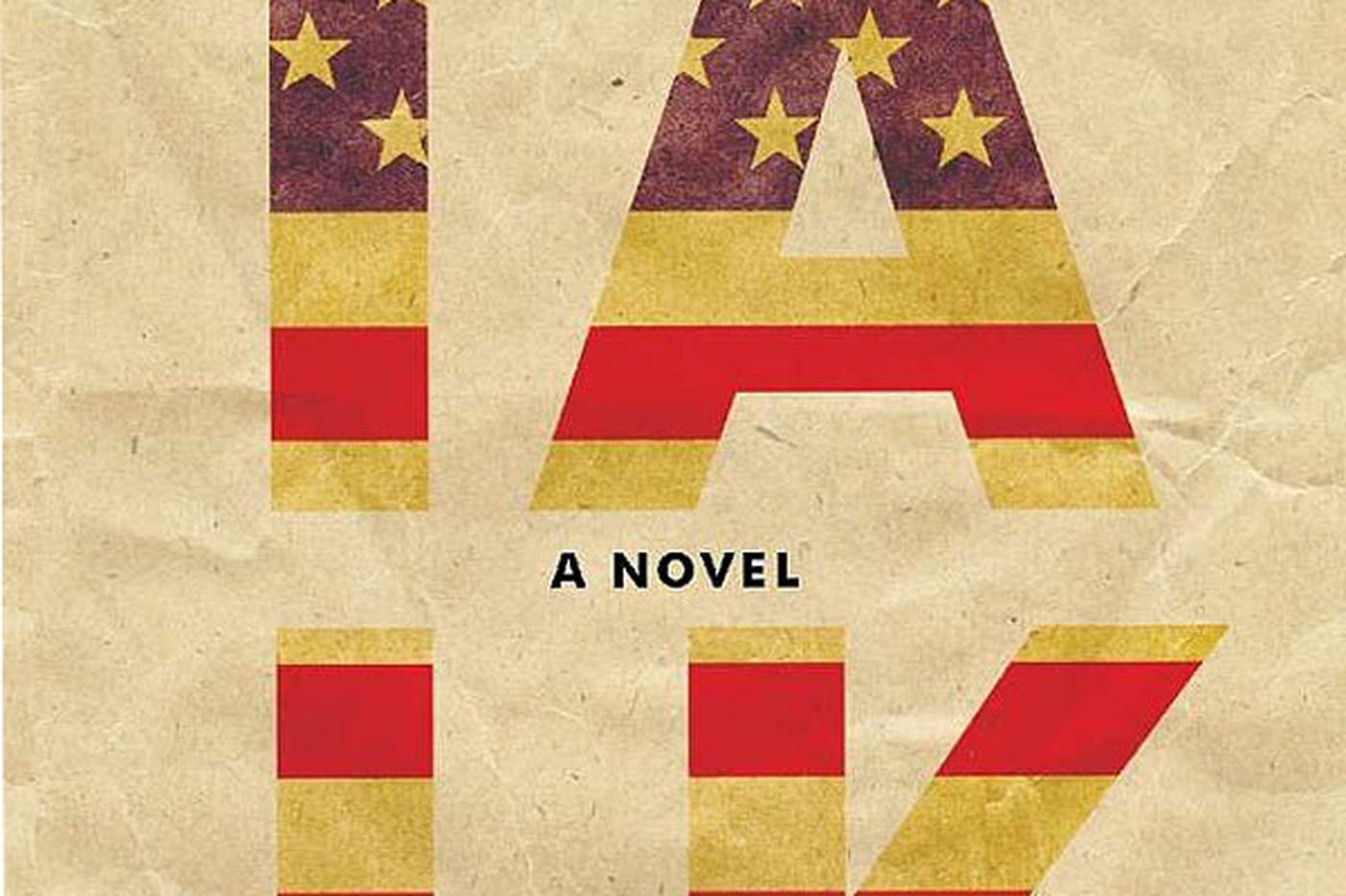 A talker's foray into fiction