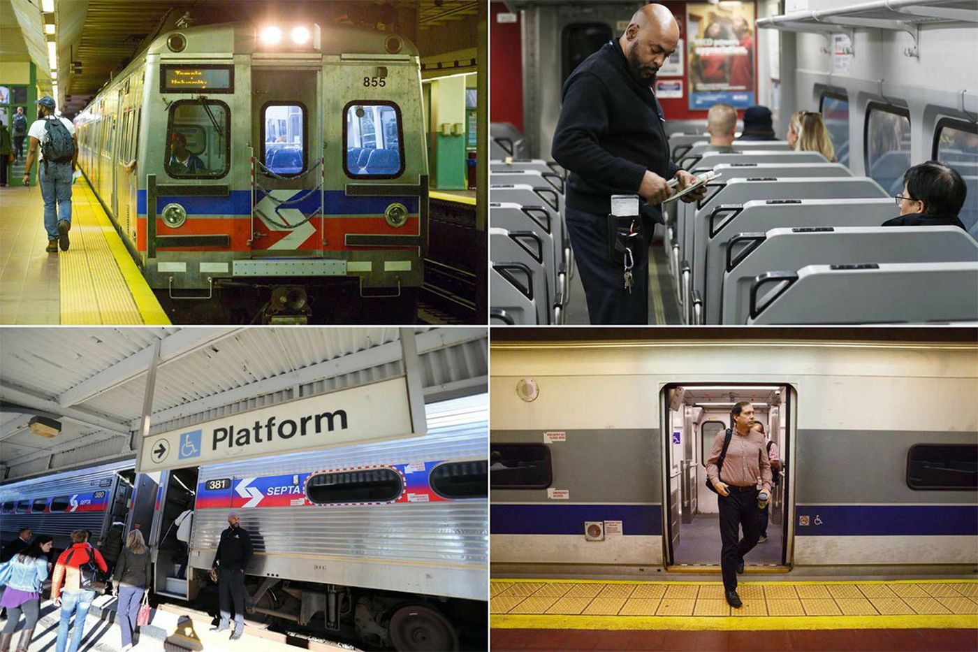 These are SEPTA's worst rail lines. Here's why