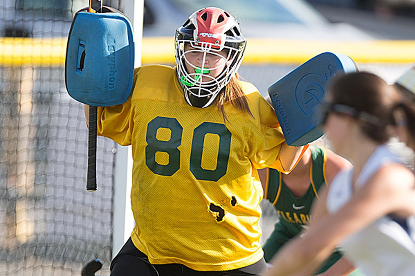 Clearview goalie goes from novice to standout
