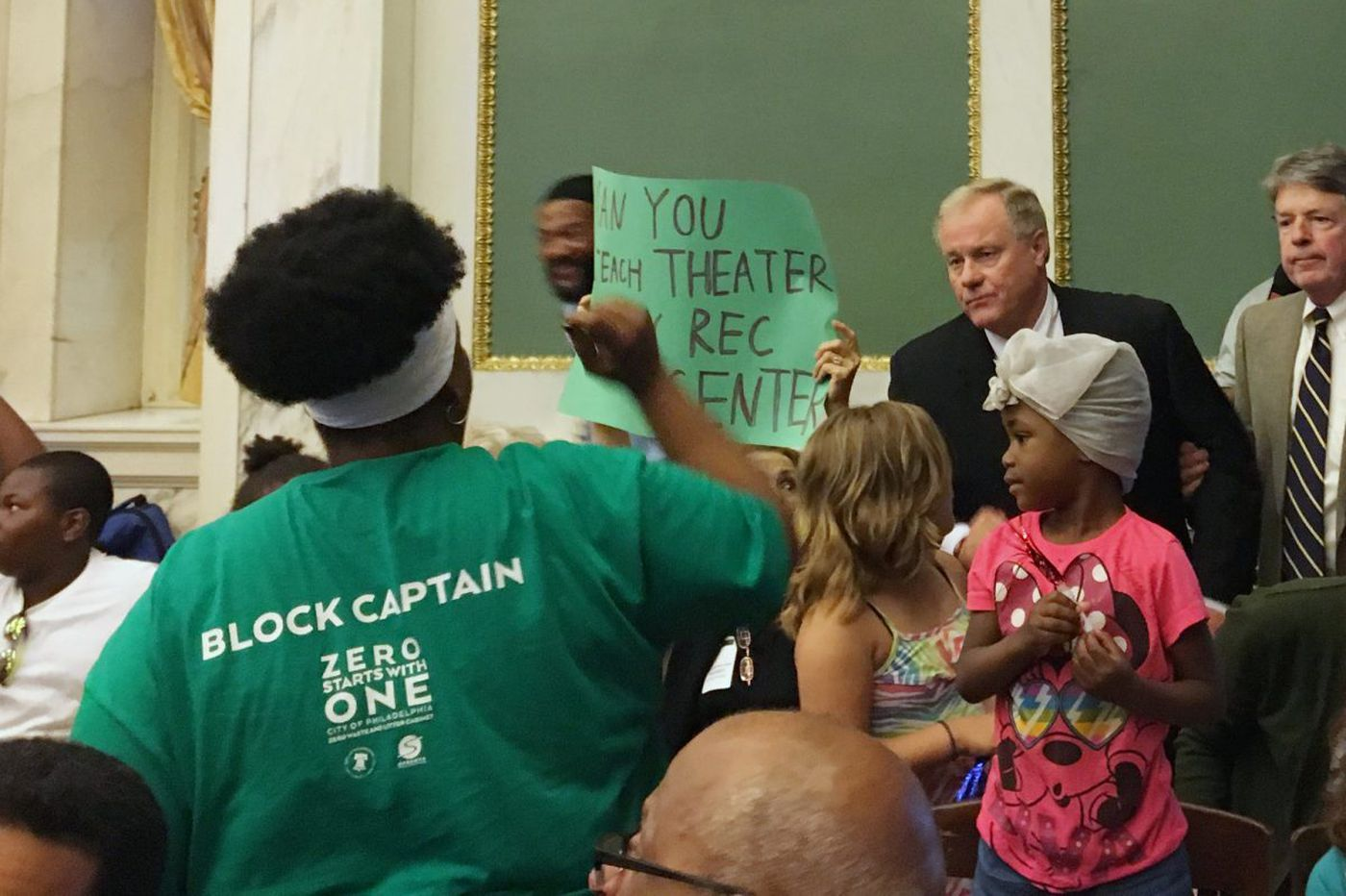 Pa. Senate hearing on soda tax drowned out by protest