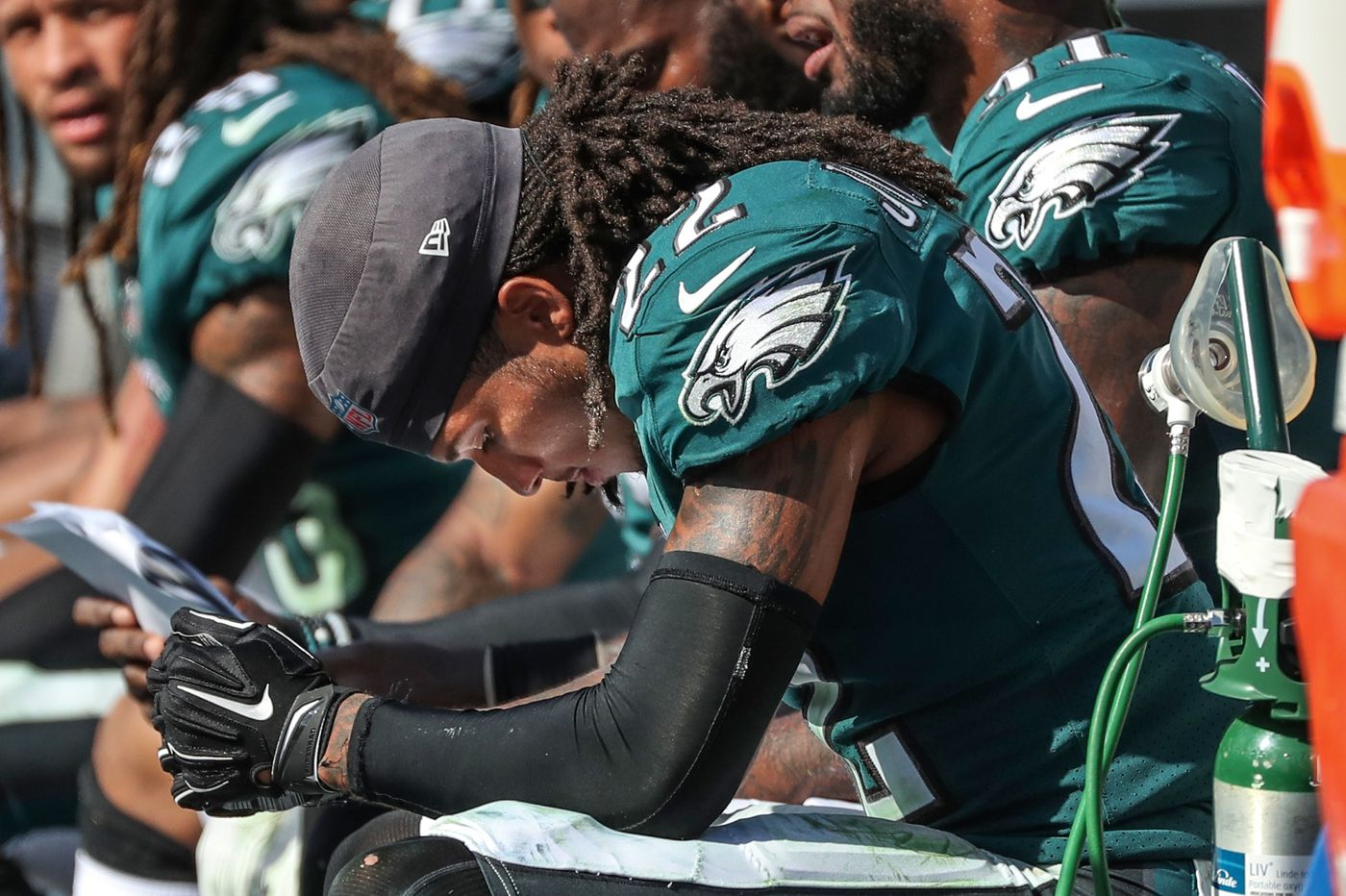 Eagles cornerback Sidney Jones' durability remains in question. Could gaining strength help? | Jeff McLane