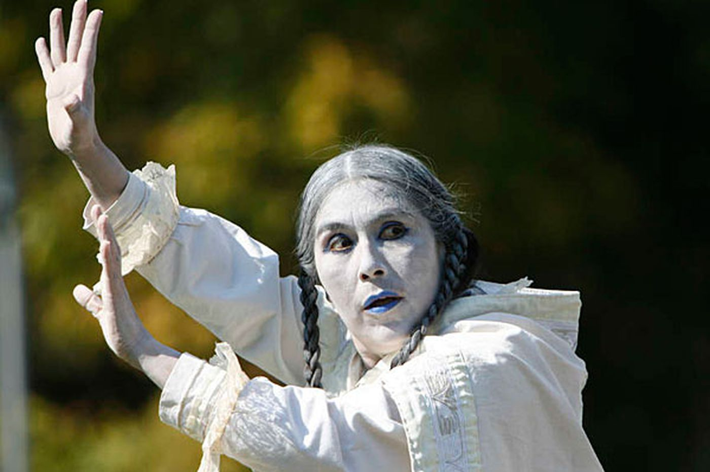 Folklore Project event Saturday examines arts as peace-makers