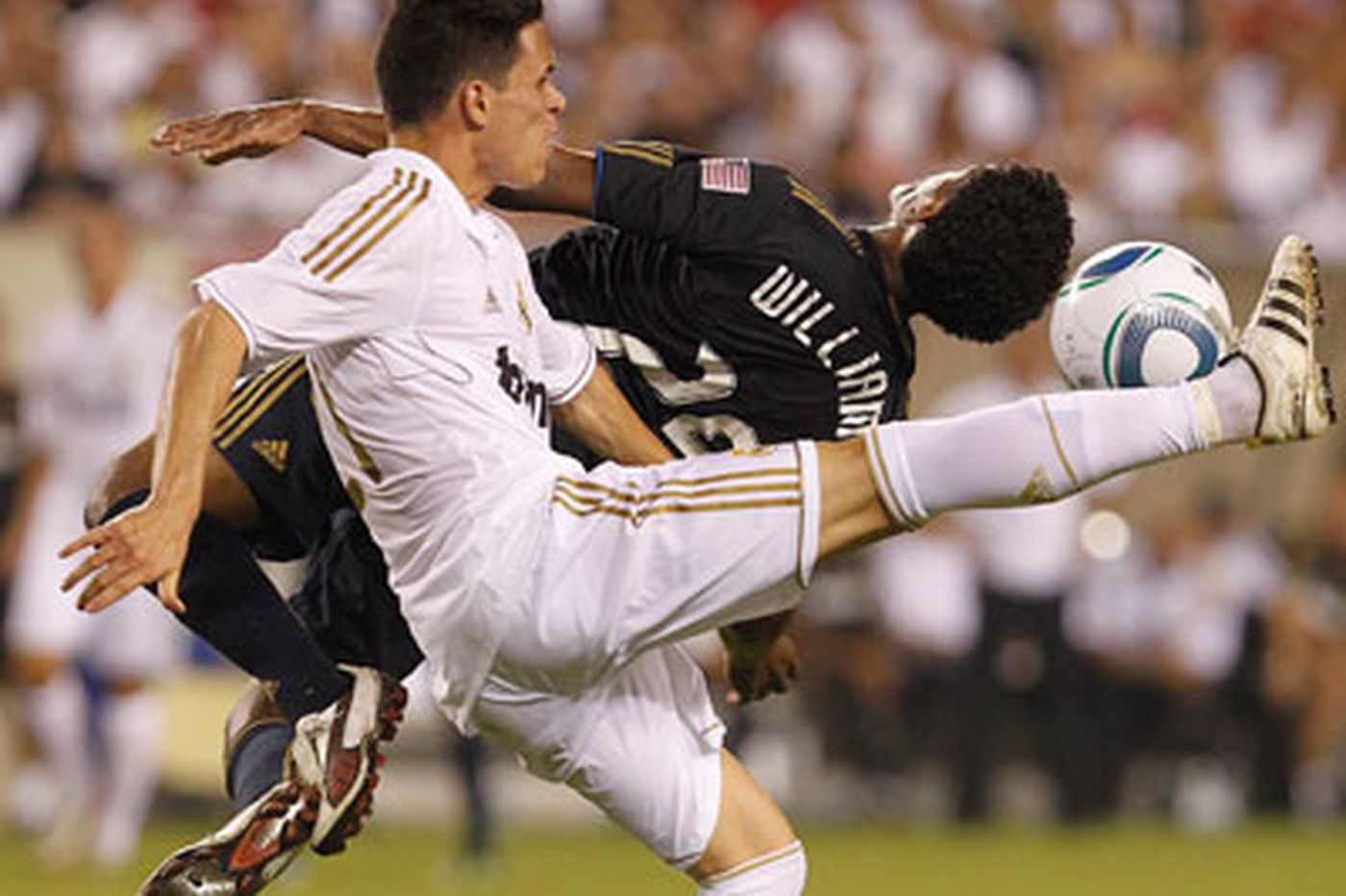 Could Philly host another World Football Challenge match?