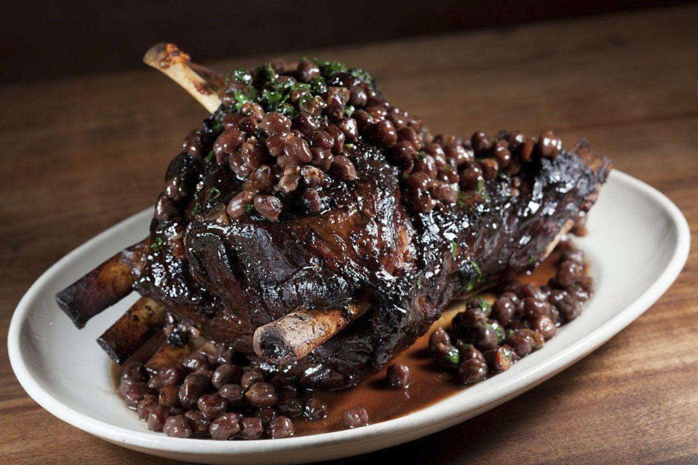 Craig LaBan picks Philadelphia's best lamb dishes for spring
