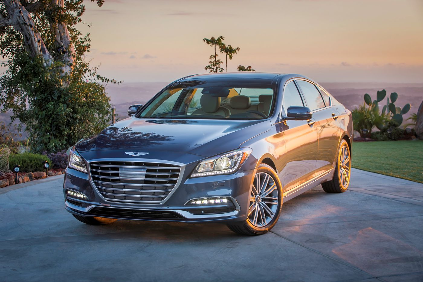 Genesis G80 stays on the same luxurious path it forged