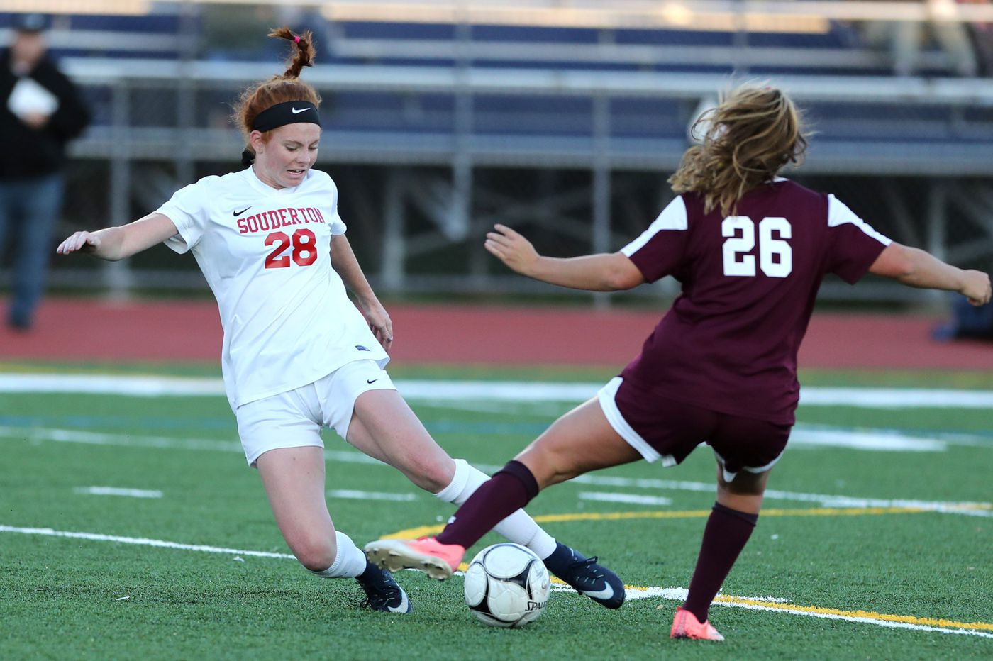Souderton and Pennridge to meet Saturday for girls' soccer PIAA state championship